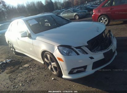 2011 MERCEDES-BENZ E 350 4MATIC