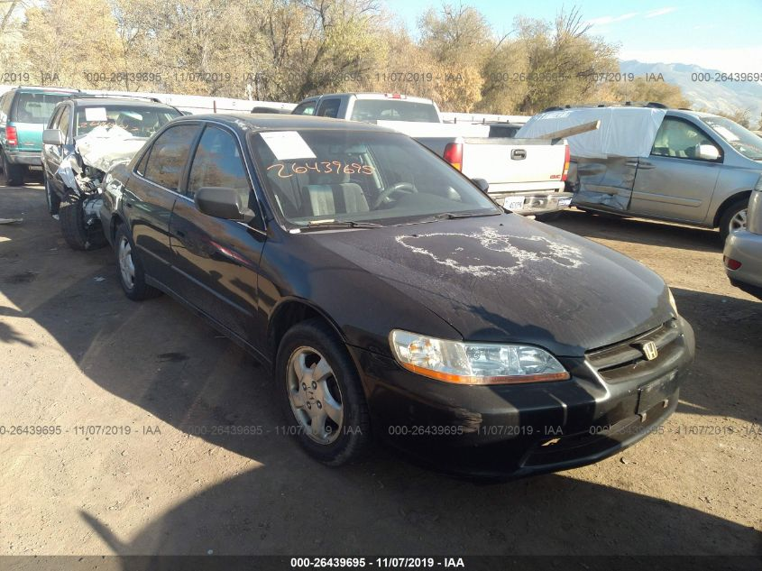 1999 Honda Accord 26439695 Iaa Insurance Auto Auctions