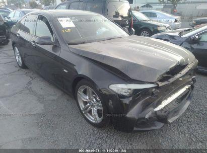 2013 BMW 5 SERIES I