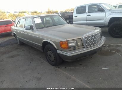 1987 MERCEDES-BENZ 300 SDL