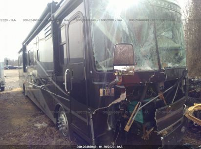 2007 FREIGHTLINER CHASSIS X LINE MOTOR HOME