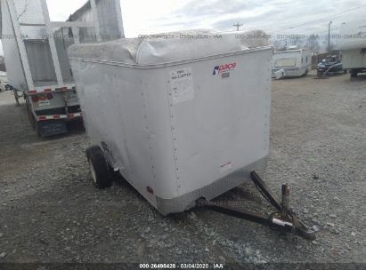 2006 PACE 8X5 ENCLOSED TRAILER