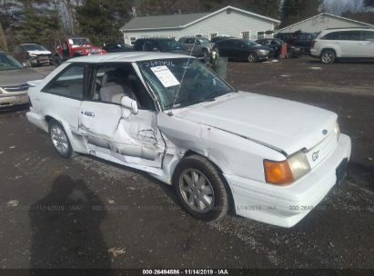 1988 FORD ESCORT GT