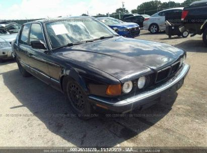 1994 BMW 740 I AUTOMATIC