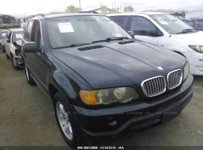 2000 BMW X5 4.4I