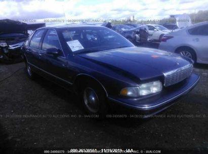 1994 CHEVROLET CAPRICE CLASSIC LS