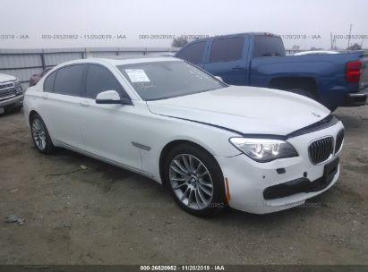 2015 BMW 740 LI
