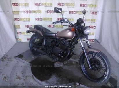 2003 HONDA CMX250 C