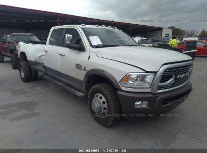 2017 RAM 3500 LONGHORN