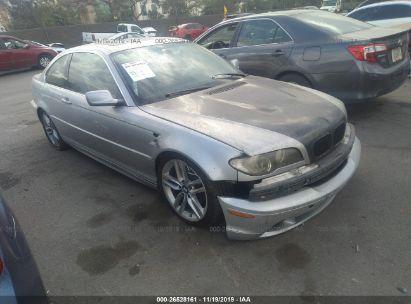 2005 BMW 325 CI SULEV