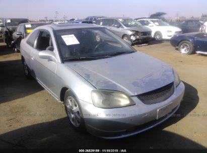 2001 HONDA CIVIC SI/EX