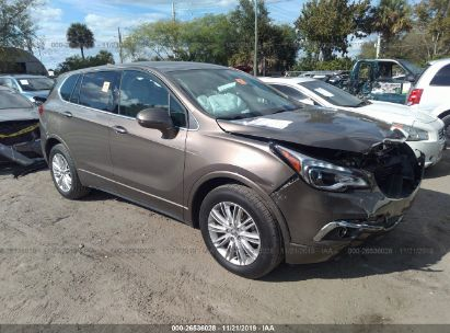 2018 BUICK ENVISION PREFERRED