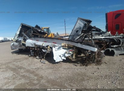 2014 UTILITY TRAILER MFG VAN  *SCRAP*