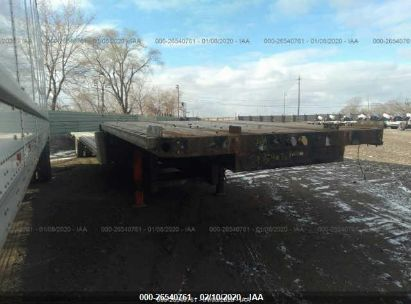 2013 FONTAINE TRAILER CO FLATBED