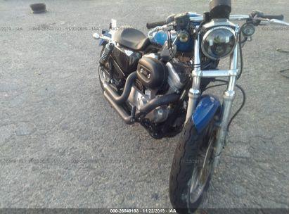 2007 HARLEY-DAVIDSON XL883 L