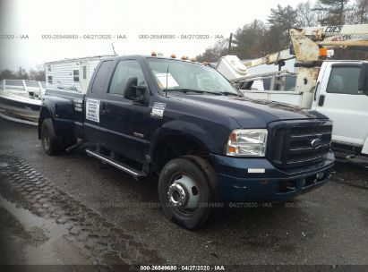2005 FORD F350 SUPER DUTY