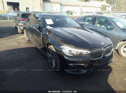 2018 BMW 740 XE