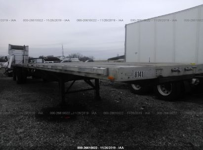 1997 TRANSCRAFT CORP FLATBED