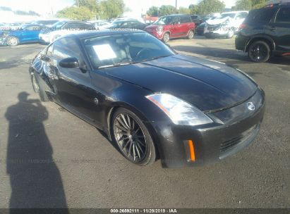 2005 NISSAN 350Z COUPE