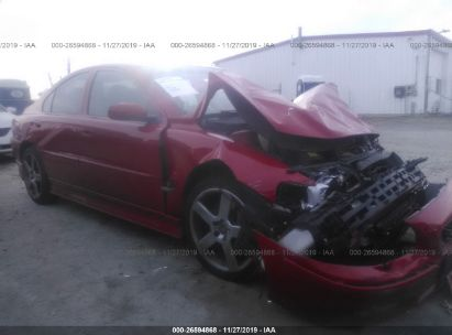 2005 VOLVO S60 R