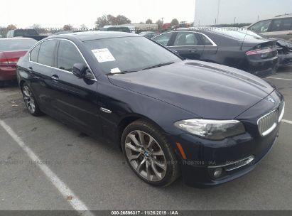 2014 BMW 535 D