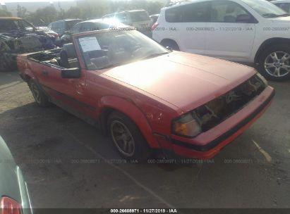 1985 TOYOTA CELICA GT-S