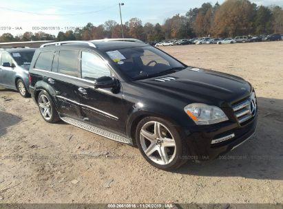 2011 MERCEDES-BENZ GL 550 4MATIC