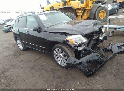 2012 MERCEDES-BENZ GLK 350