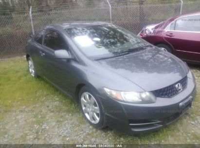 2011 HONDA CIVIC CPE LX
