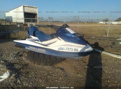 2002 SEADOO GTX 155