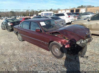2001 BMW 750 IL
