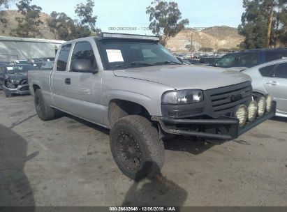 2005 GMC NEW SIERRA C1500