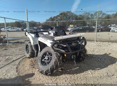 2017 CAN-AM OUTLANDER XT 850/XT-P 850