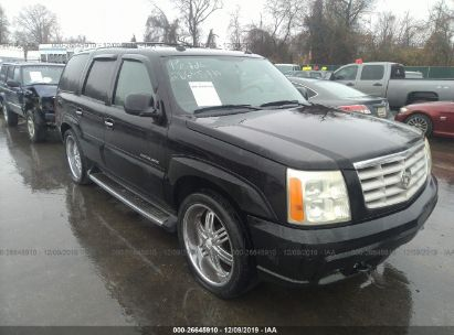 2004 CADILLAC ESCALADE LUXURY