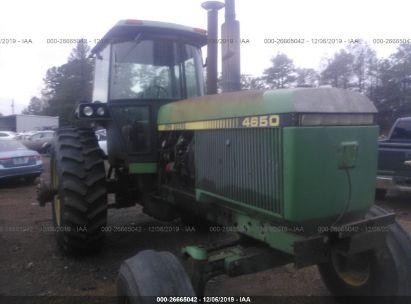 1986 JOHN DEERE 4650