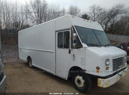 2007 WORKHORSE CUSTOM CHASSIS COMMERCIAL CHASSI