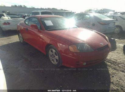 2003 HYUNDAI TIBURON GT