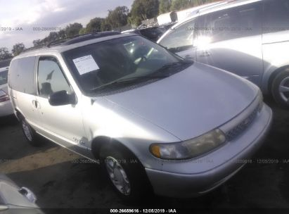 1998 NISSAN QUEST XE/GXE/GLE
