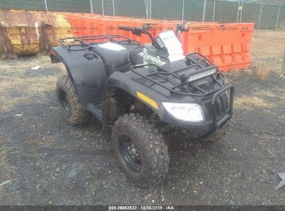 2018 ARCTIC CAT ALTERRA 700