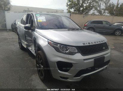 2019 LAND ROVER DISCOVERY SPORT HSE DYNAMIC
