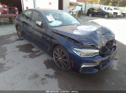 2018 BMW M550XI