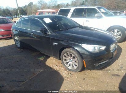2011 BMW 550 XIGT