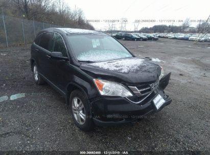 2011 HONDA CR-V EXL
