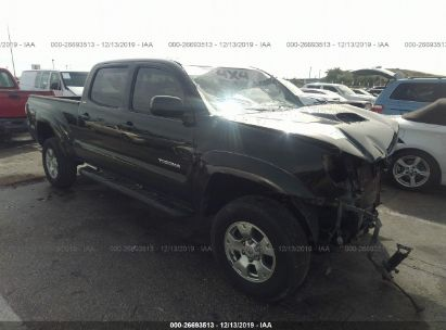 2008 TOYOTA TACOMA DOUBLE CAB LONG BED