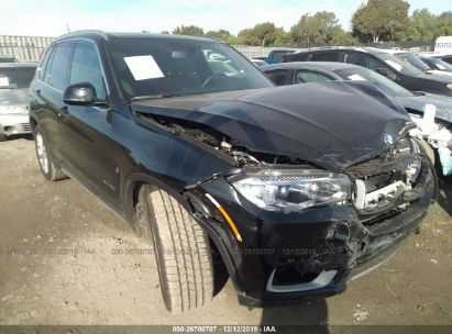 2018 BMW X5 XDR40E
