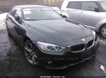 2015 BMW 435 XI/GRAN COUPE