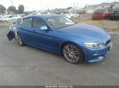 2015 BMW 428 I/GRAN COUPE