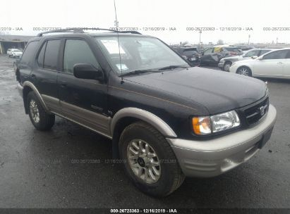 2001 HONDA PASSPORT EX/LX