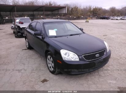 2008 KIA OPTIMA LX/EX