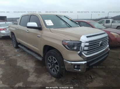 2020 TOYOTA TUNDRA CREWMAX LIMITED